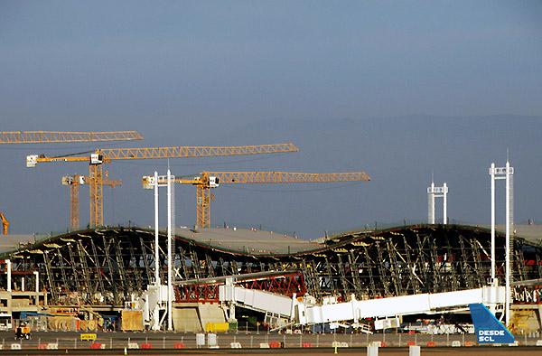 SCL terminal 2 espigón C construcción (RD)
