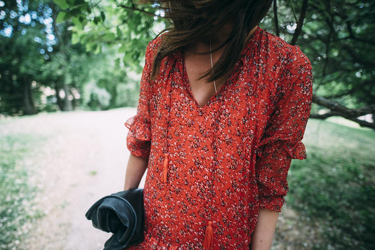 punainen mekko 2
