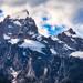 Grand Teton, closeup