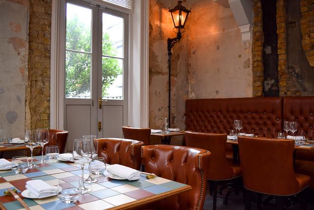 Dining Room at Yashin Ocean House, Kensington #sushi #london #kensington