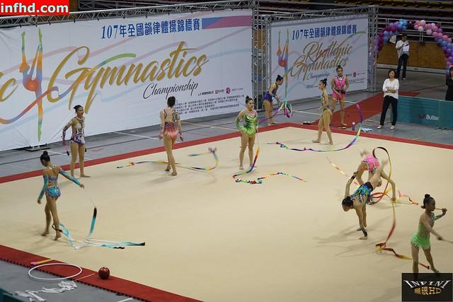 20180526 107 年全國韻律體操錦標賽競賽