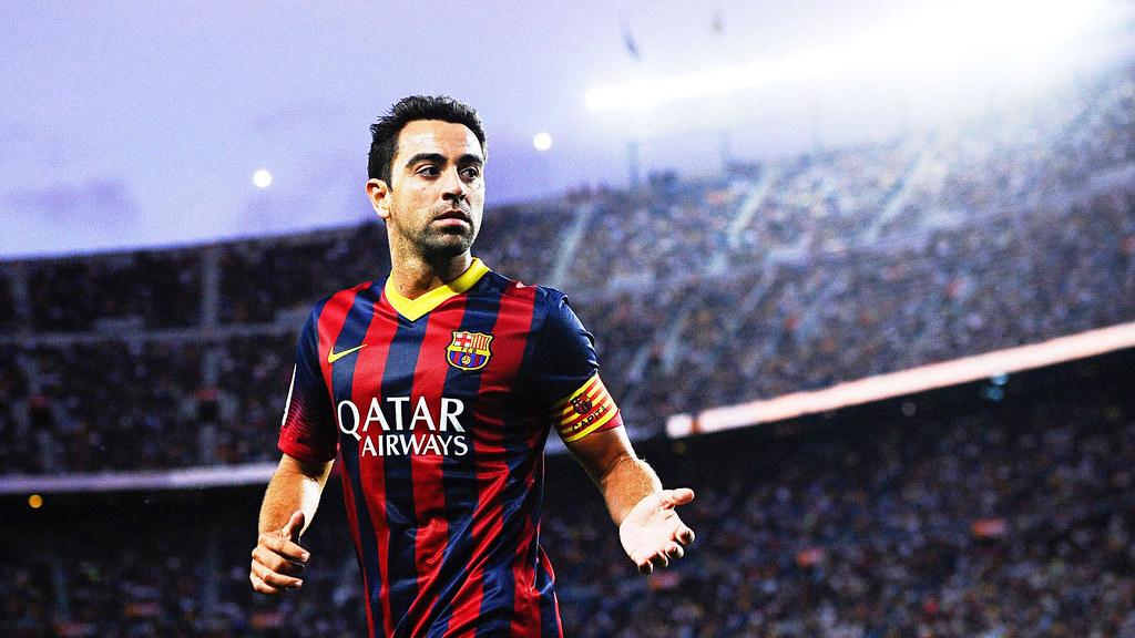 Xavi Tidak Terima Kegagalan Barcelona Menyaingi Real Madrid Di Eropa