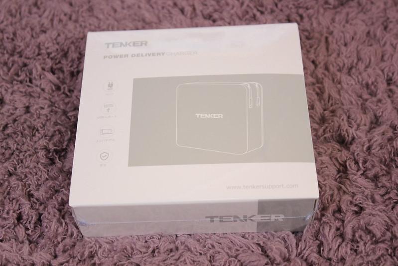 TENKER Type C 60W 急速充電器 開封レビュー (1)