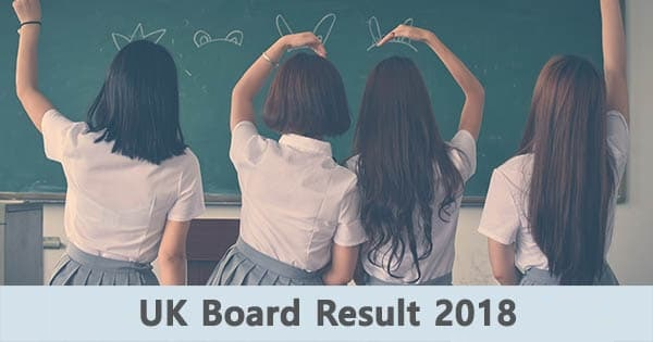 uttarakhand class 10 and 12 results 2018 announced today