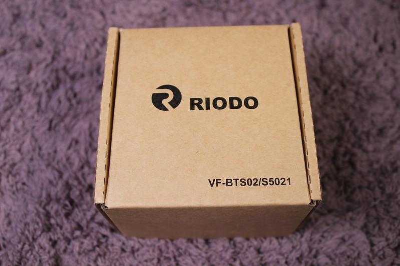 Riodo 防水 Bluetooth スピーカー 開封レビュー (2)