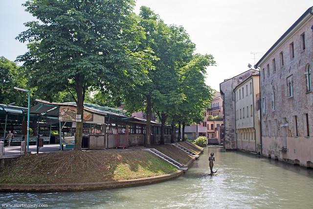 Isola della Pescheria, Treviso cosa vedere