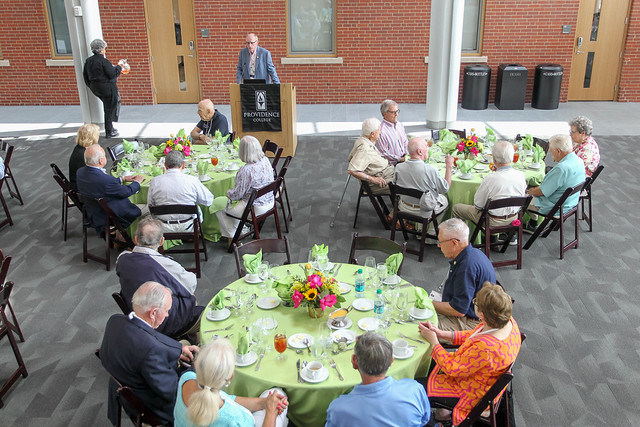 Class of '58 Lunch - Reunion Weekend 2018