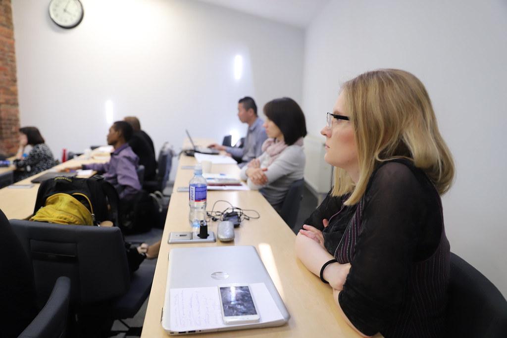 В ВШМ СПбГУ прошел научный семинар Джейми Вилльянуэва из бизнес-школы ESADE