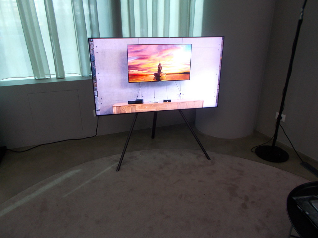 Samsung QLED TV 2018   Presentazione della nuova linea 2018
