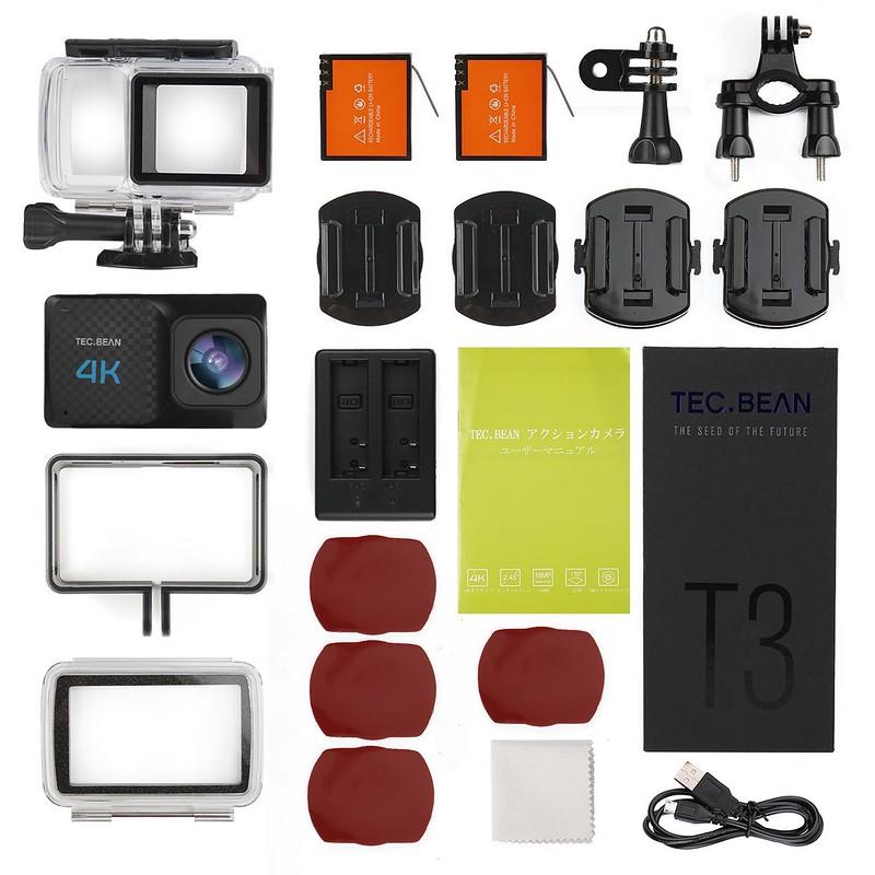 TEC.BEAN T3 アクションカメラ (9)