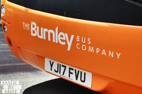 The Burnley Bus Company *In Explore*