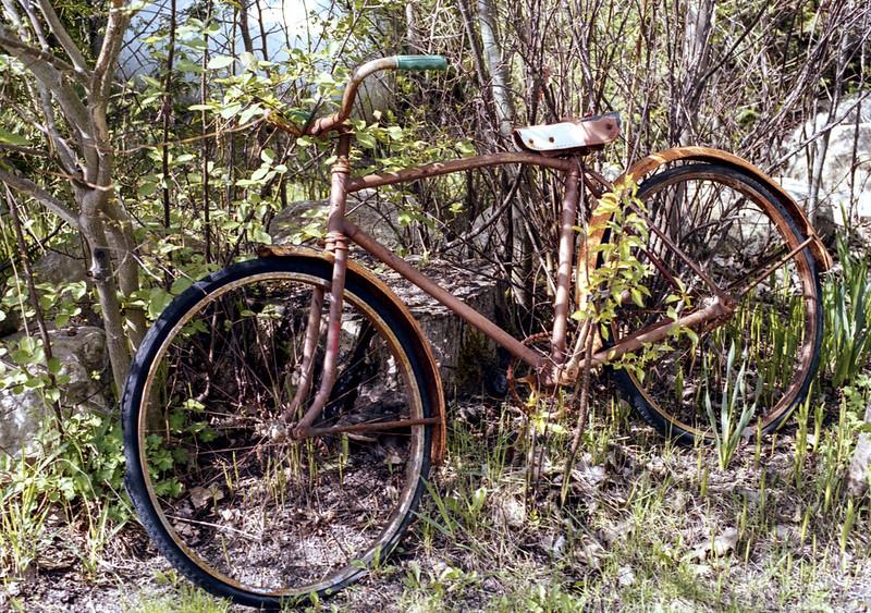 Rusted Cruiser