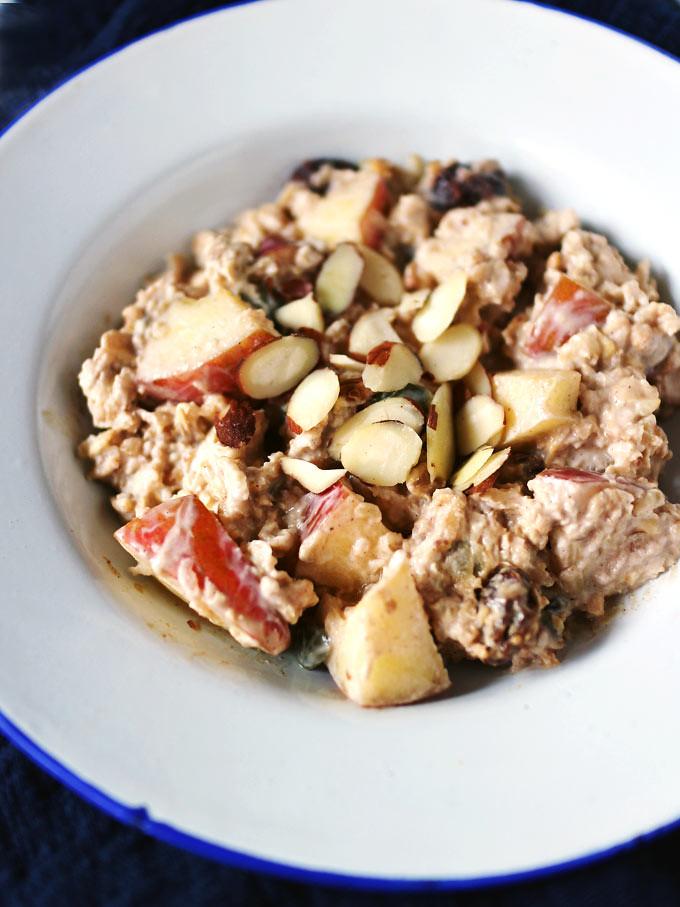什錦果麥粥 bircher-muesli (5)