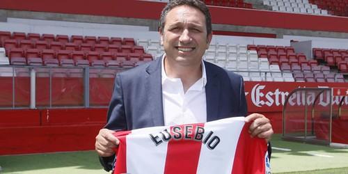 Eusebio mengambil alih sebagai manajer baru Girona