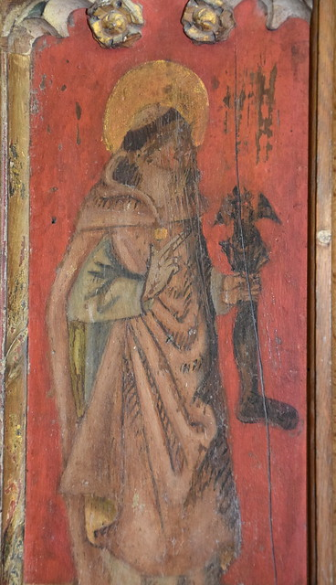 Sir John Schorne conjures the devil into a boot (15th Century)