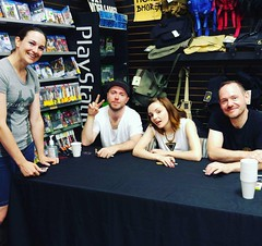 With CHVRCHES, June 12, 2016!