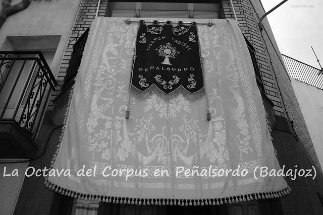 JMF317089 - La Octava del Corpus en Peñalsordo (Badajoz)