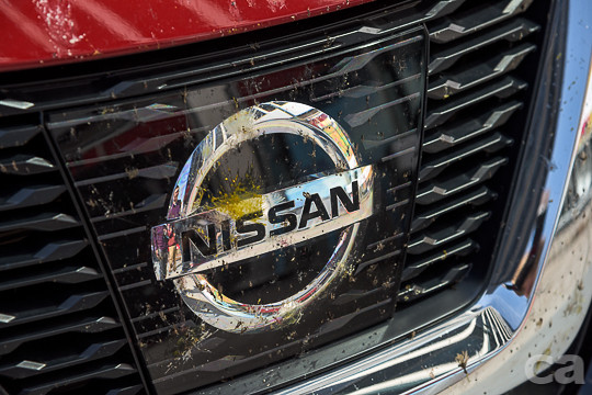 Nissan Rogue Trip: Arrival in NY