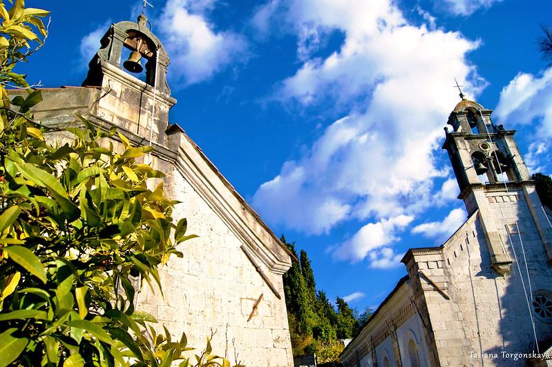 Церкви Св. Георгия и Св. Спаса
