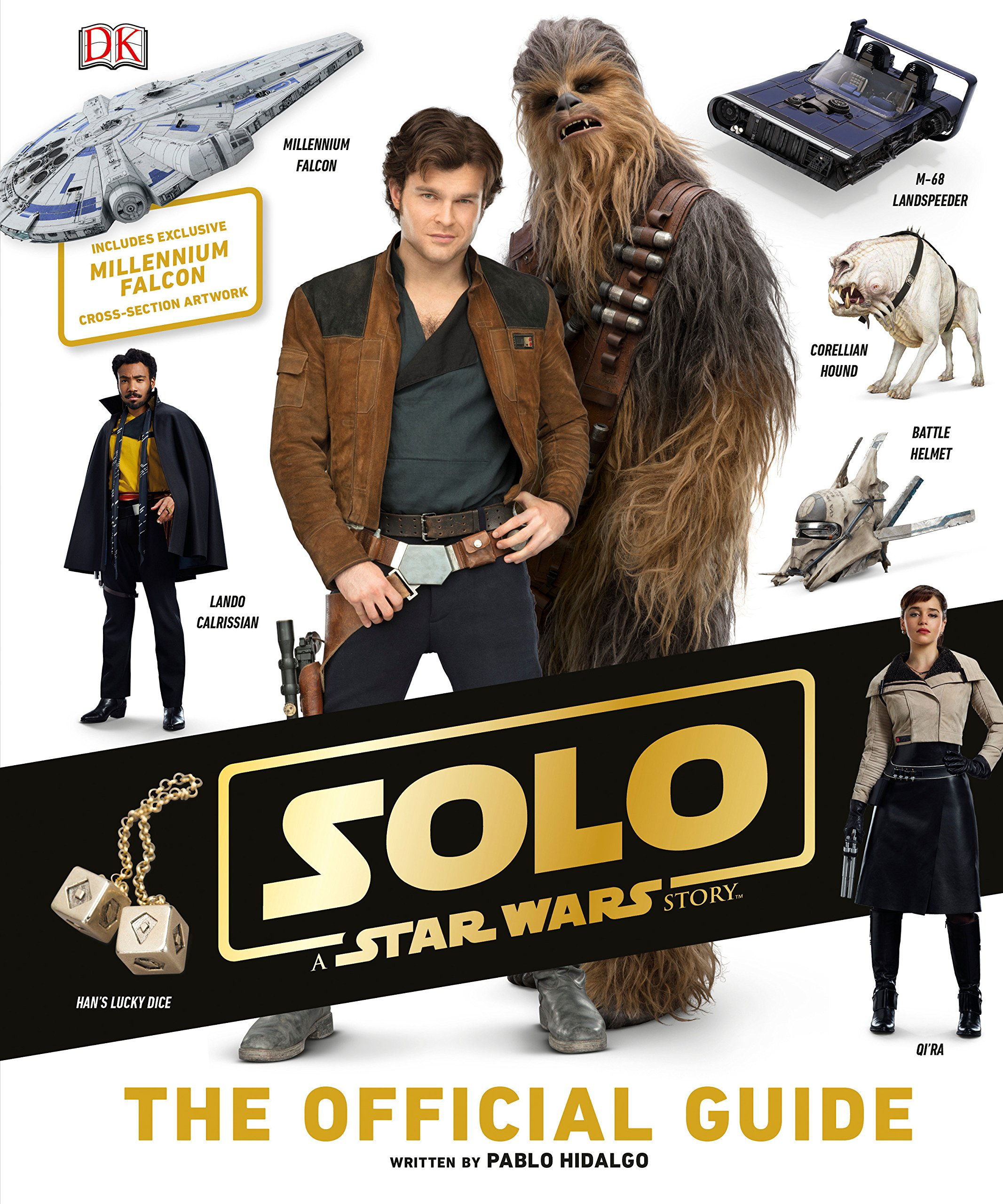 'Solo: A Star Wars Story: The Official Guide' by Pablo Hidalgo (reviewed by Skuldren)