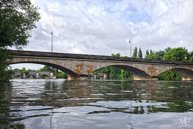 Le pont neuf & le vieux pont DxOFP KEK100 LM+351004593