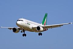 EI-IMF A319-112 Alitalia Barcelona-El Prat 21-02-16