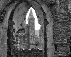 st David's Abbey