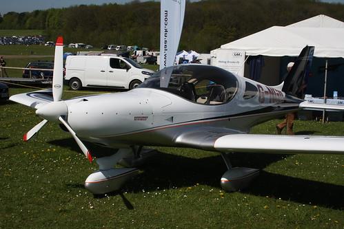 G-NGII BRM Aero NG-5 [LAA 385-15431] Popham 050518