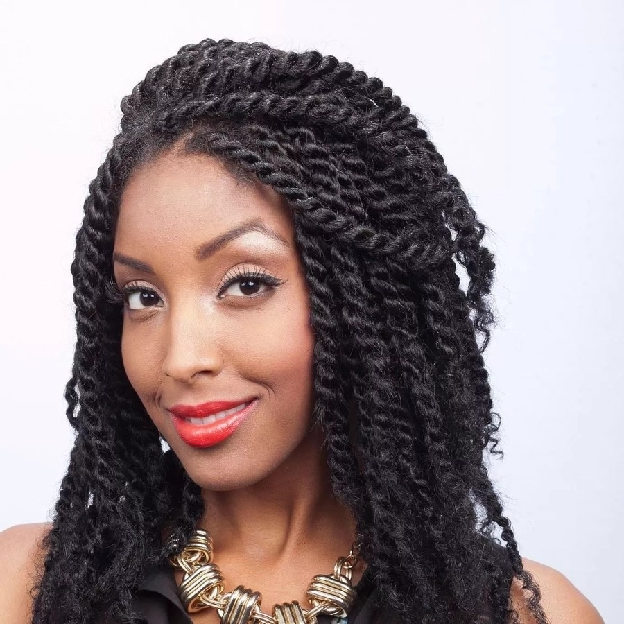 Latest Hairstyles For Braids For Black Hair 2020 ‹� Fashiong4