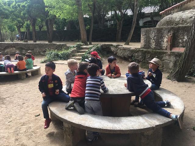 [2018-5-25] P5 Sortida al Parc de Lourdes