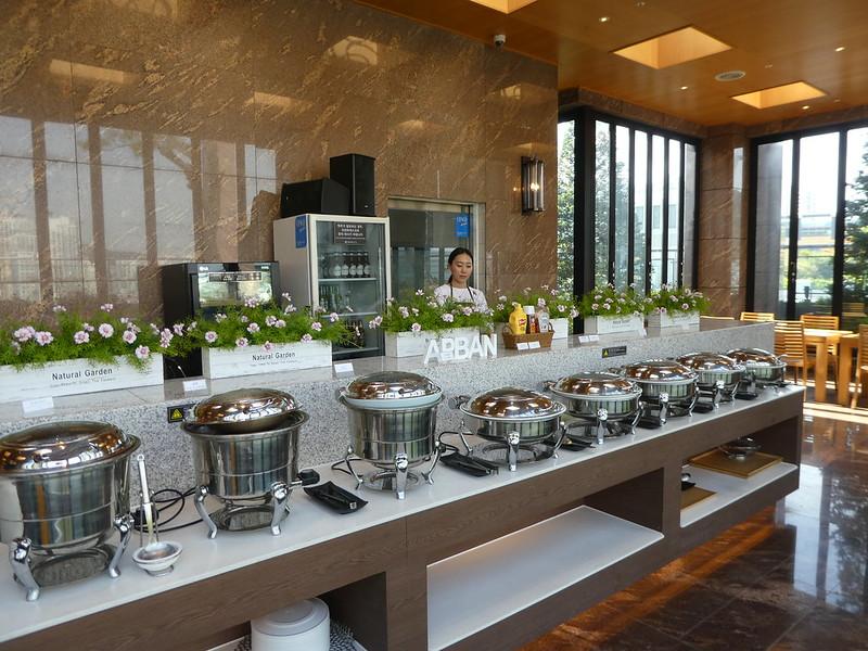 Breakfast, Arban Hotel, Busan