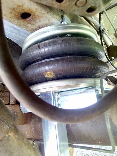 suspension pneumatique