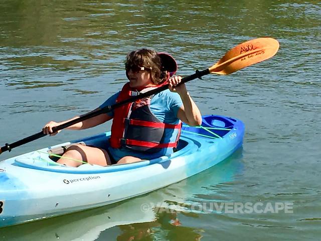 Twin Falls/Kayaking Snake River