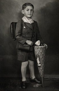 Die Einschulung 1941