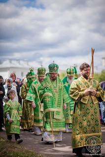 Божественная литургия 500