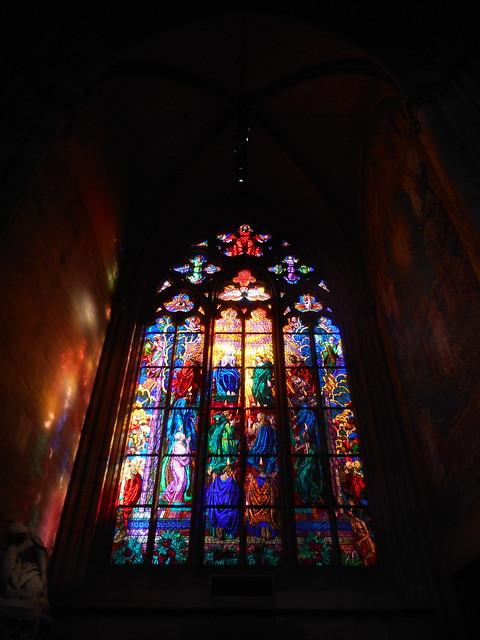 Prague: St. Vitus Cathedral, Nikon COOLPIX S3600