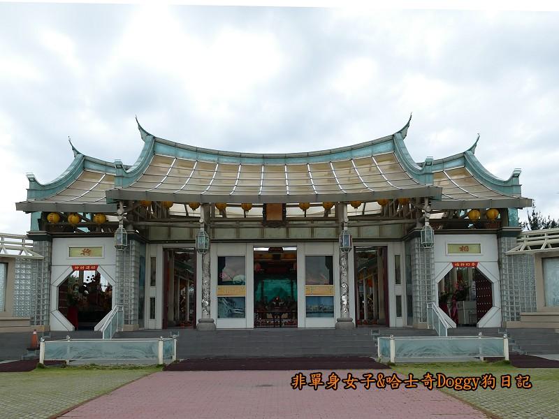 媽祖生日11玻璃媽祖廟