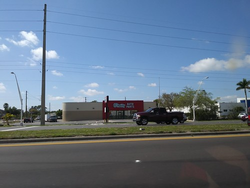 oreilly auto parts store construction future renovation building former portcharlotte fl florida