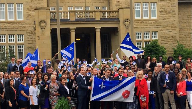 Historic year for Alberta's Francophone / Une année historique pour la francophonie albertaine