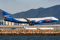 Silkway West Airlines B747-8F VQ-BWY 003