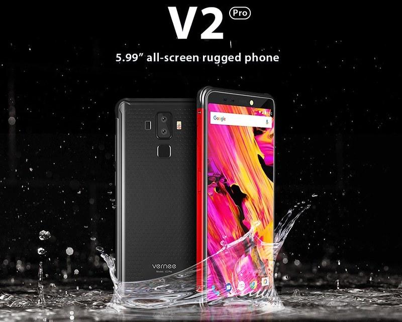 Vernee V2 Pro レビュー (2)