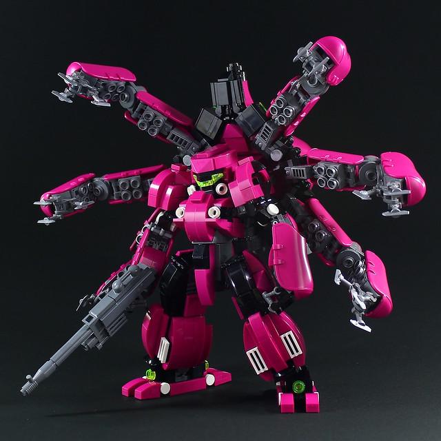 MFS-019 Octopus
