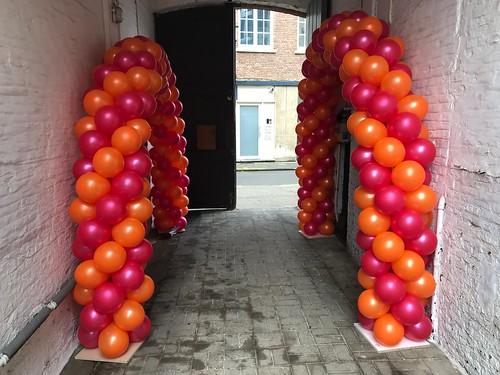 Ballonboog 7m Ladies City de Luxe Diest Belgie