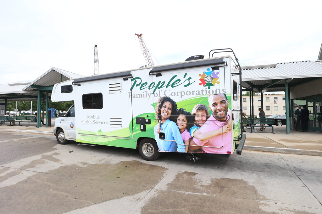 Mobile Health Van to Visit Metro Transit Centers in the City of St. Louis