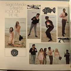 SERGIO MENDES & BRASIL '66:FOOL ON THE HILL(JACKET C)