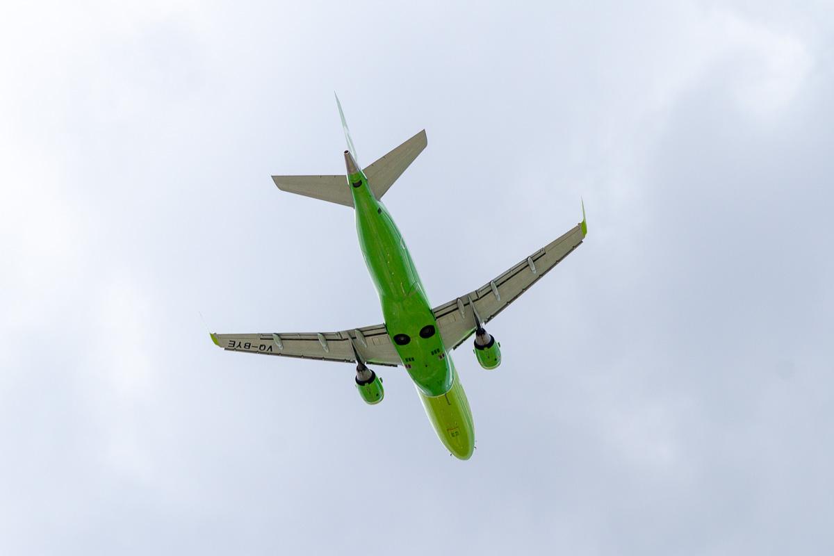 S7 Airlines первый рейс в Саратов фото 16