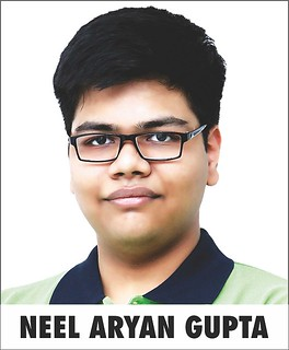 jee advanced topper Neel Aryan Gupta