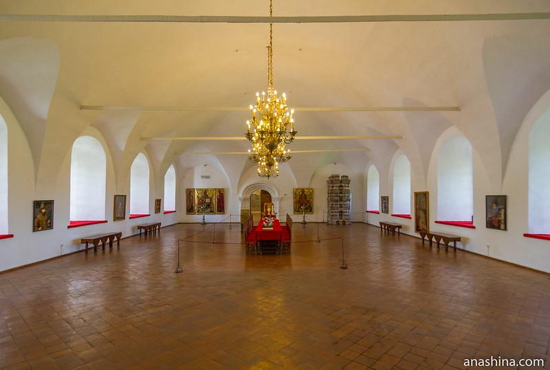 Крестовая палата, Суздаль