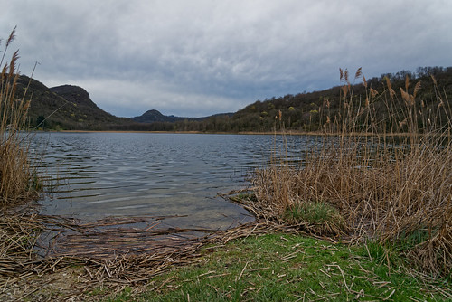 Lac de Barterand - Pollieu - Ain