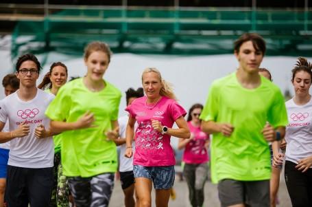 Oslavte mezinárodní Olympijský den na T-Mobile Olympijským běhu